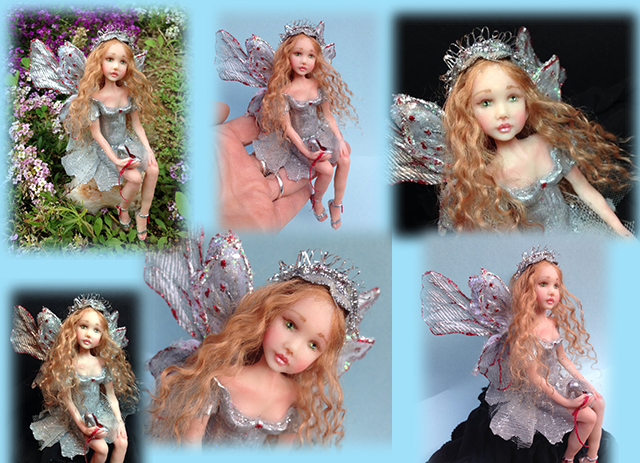 OOAK Child Fairy; Custom Order